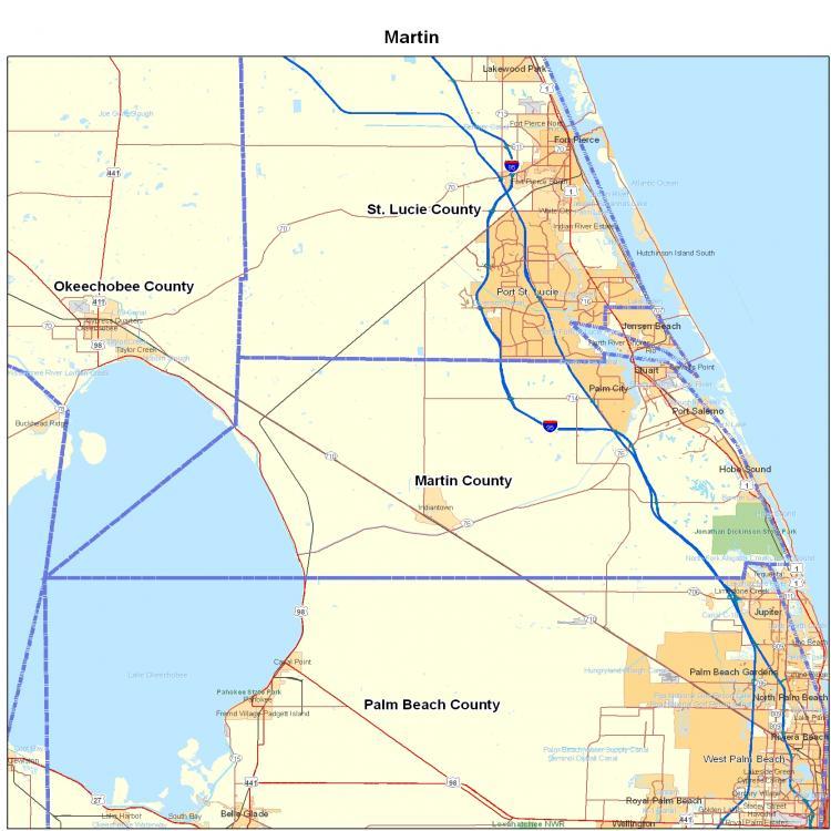 Zip Code Map Florida State Lee County Florida Zip Code